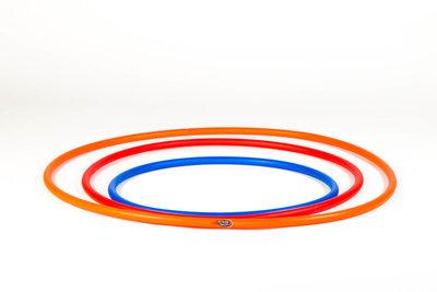 5 cerceaux de coordination ronds - 45cm